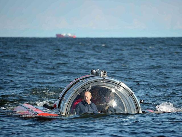 клево плыть на желтой подводной лодке